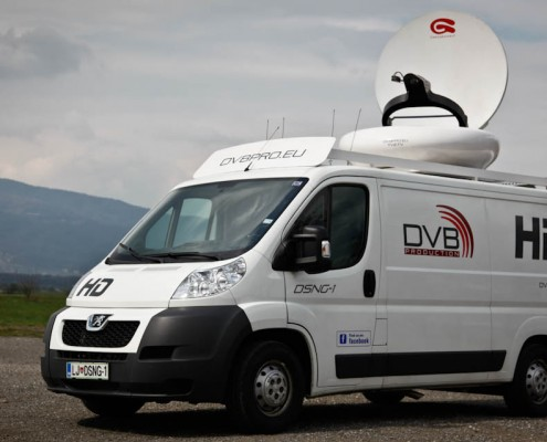 DSNG Vehicle 1